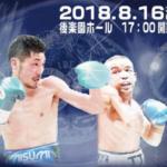 岩佐亮佑 vs TJ・ドヘニー
