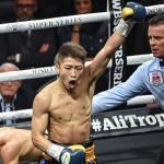 【New!】ボクシング世界チャンピオン一覧