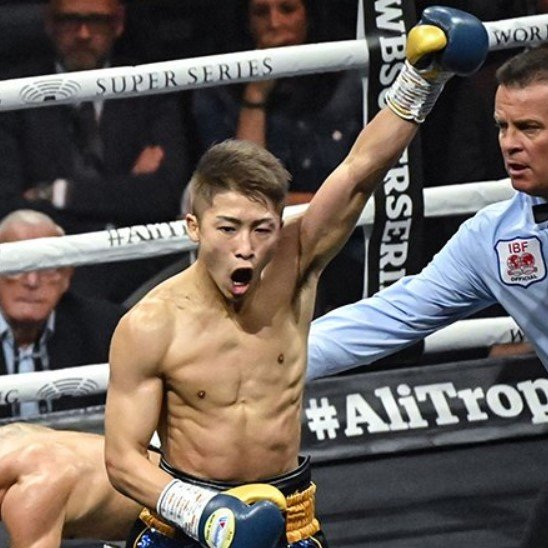 New!】ボクシング世界チャンピオ...