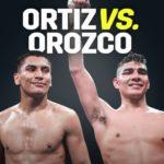 DAZNボクシング【2019年8月11日】バージル・オルティス vs アントニオ・オロスコ【オルティス試練の一戦!】