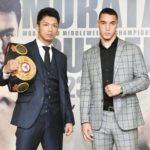 ボクシング 日本開催のタイトル戦予定 [2019.12.2~2019.1.18]