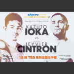 Kazuto Ioka vs Jeyvier Cintron